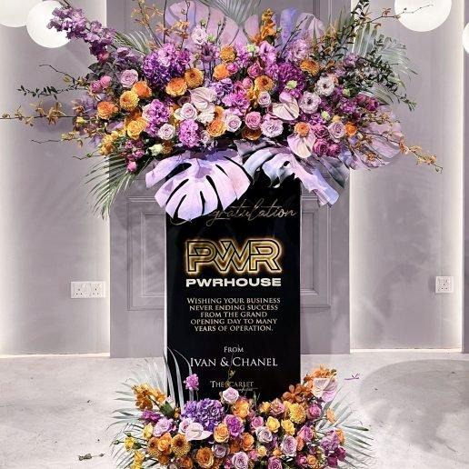 Grumet Flower Stand